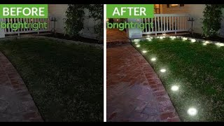 Landscape Lighting Done Quick & Easy! | BrightRight