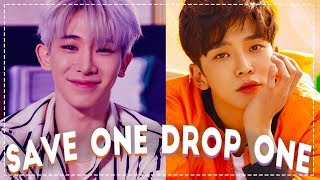 SAVE ONE VS DROP ONE [KPOP BOYGROUP EDITION]