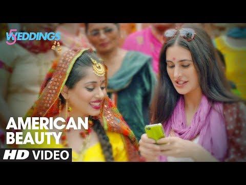 American Beauty Video | 5 Weddings | Nargis, Rajkummar | Mika Singh, Miss Pooja, Prakriti K,Kaur S