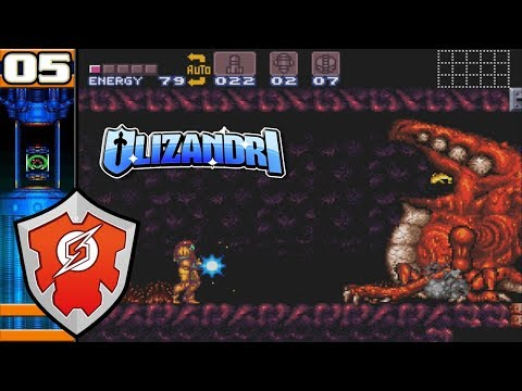 Super Metroid Walkthrough - Baby Metroid Kidnap, Return To