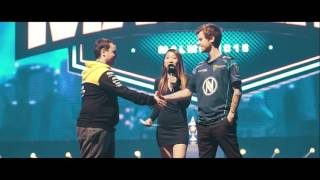 DreamHack Masters 2016 - Highlights