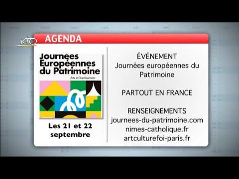 Agenda du 16 septembre 2019