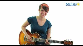 """How to Play """"Do You Wanna Touch Me"""" by Joan Jett & The Blackhearts on Guitar"""
