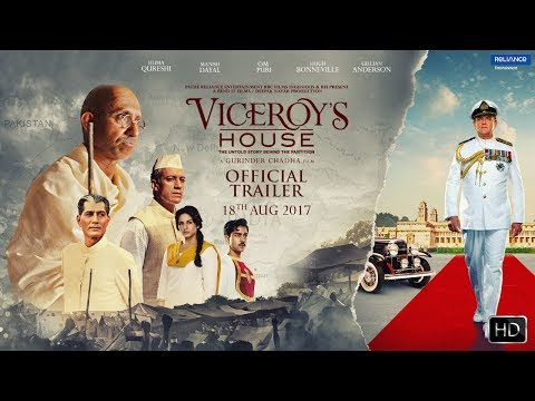 New Official Trailer for Viceroy's House