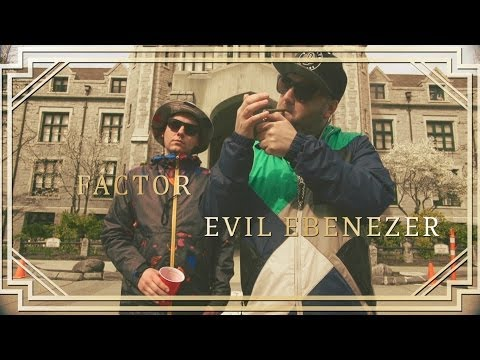 Evil Ebenezer and Factor - Paul Giamatti