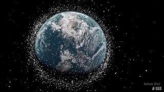 Космический мусор угрожает наземным службам