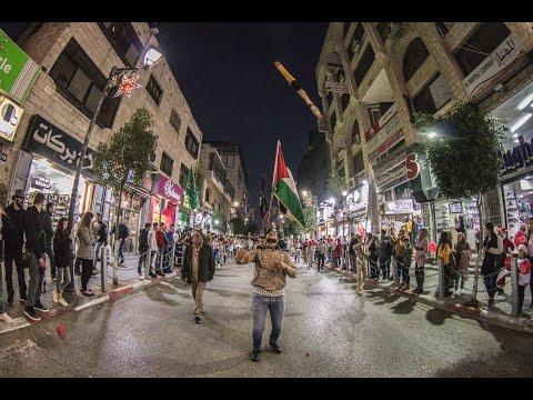 الكشافة الفلسطينية تشارك في ختام فعالية