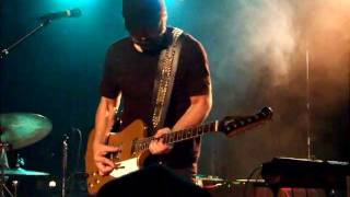 "Daniel Lanois' ""Still Water"" with Brian Blade at the Great Hall.AVI"