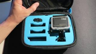 Thule Legend - GoPro Case - Review