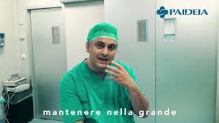 Aquabeam – ablazione della prostata in Paideia a Roma
