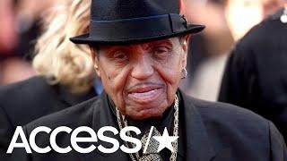Paris Jackson Says Grandfather Joe Jackson Did Not Post