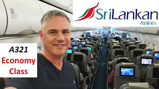 Sri Lankan Airlines Economy Class Review