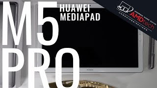 Huawei MediaPad M5 10 (Pro) Review: Premium Android Tablet with M-Pen