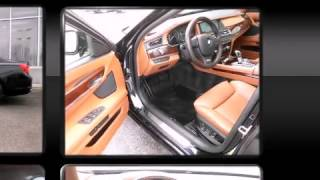 2010 BMW 750Li xDrive  in Shrewsbury, MA 01545-3202