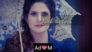 Kuch Iss Tarah - 1921( Lyrics) Arnab Dutta - YouTube