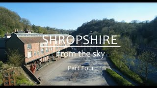 Shropshire from the Sky Part Four