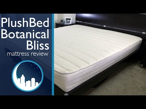 Plushbeds Botanical Bliss Mattress Review