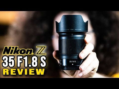 Nikon 35mm F1.8 S Lens Review | It's OVERPRICED but Good
