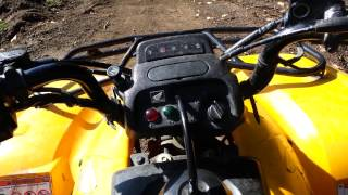 How To: Drive A Four Wheeler