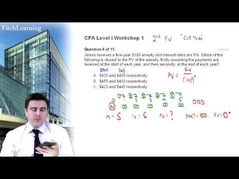 CFA Level 1 exam practice - Question 2 - Ethics and Professional ...