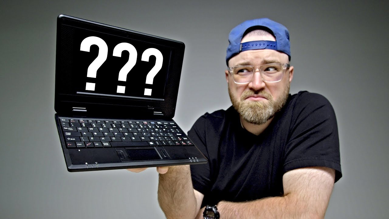 I Bought A $39 Laptop From Amazon... thumbnail