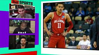 Trae Young is on his way to the NBA Draft | TMZ Sports
