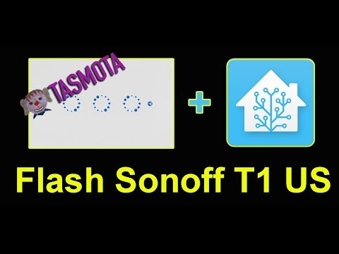 Sonoff T1 Uk Tasmota