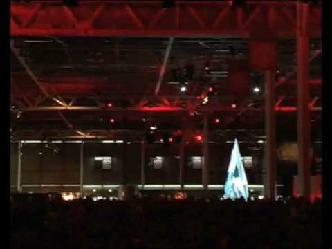 Diablo 3 Announcement 2009 - Such a stark contrast from this years Blizzcon.