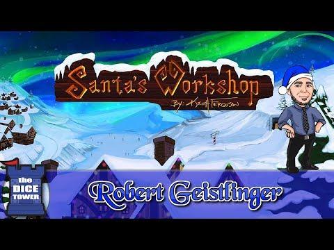 Santa's Workshop Review - with Robert Geistlinger