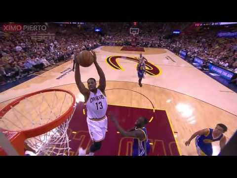 2015 NBA Finals Game 6 Full Game Highlights