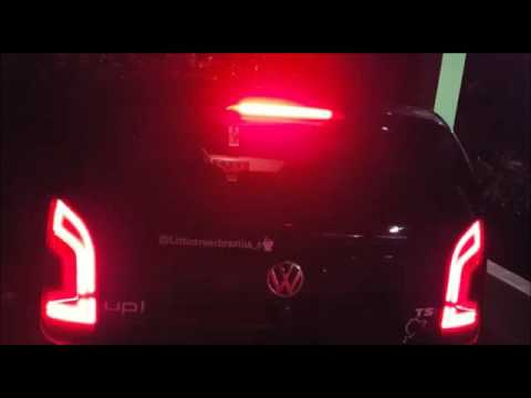 Lanterna Customizada LED - VW Up! - CG TEK