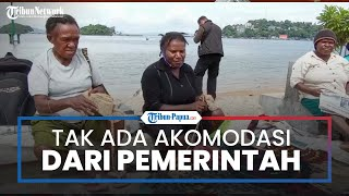 Mama-mama Penjual Noken Anggap Panitia Gebyar PON XX Papua Tak Memberikan Akomodasi Sama Sekali