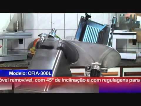 Cortadora de embutidos Automático inox! Skymsen CFIA 300L   INOXCHEF - Lima  - Perú