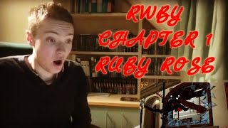 RWBY CHAPTER 1: RUBY ROSE - REACTION