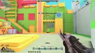 [Truy Kich] Game Play: Chế độ mới CHIBI map PARK AK47 VIP VaiLinhHon (Kênh Chính Thức)