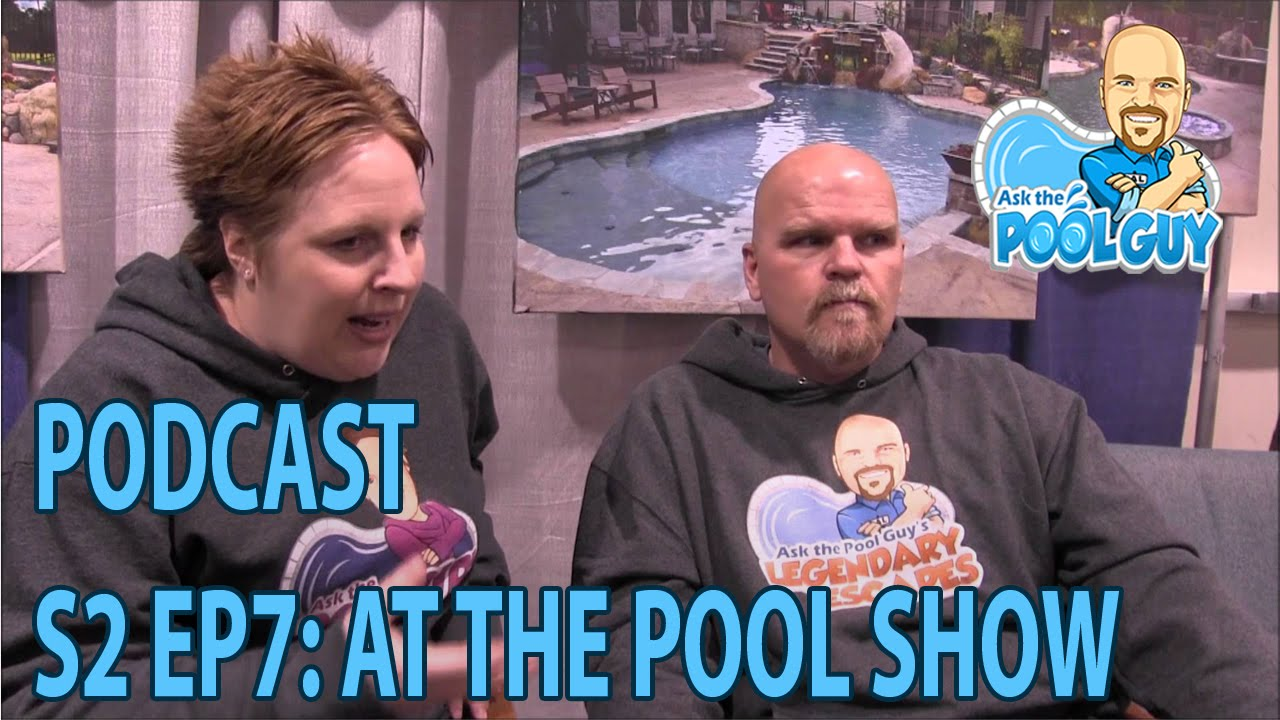 Conversations with Ask the Pool Guy: Season 2 {Episode 7}