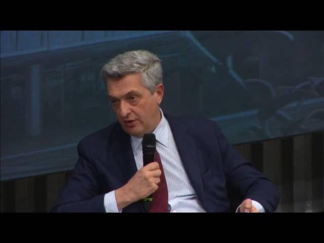 2016 | Dr Peter Maurer & Filippo Grandi