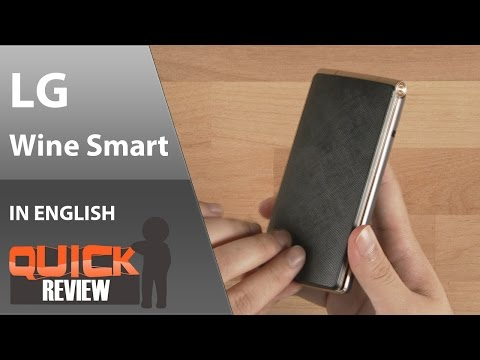 [EN] LG Wine Smart Quick Review [4K]