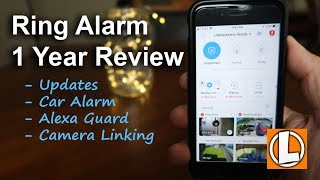 Ring Alarm Long Term Review (1 Year) - Updates, Alexa Guard & Ring Camera Linking