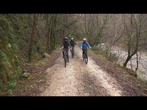 Ederbidea: Ο διασυνοριακός ποδηλατόδρομος που ενώνει Γαλλία και Ισπανία…