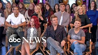 'Dancing With the Stars' Champions Live in Times Square