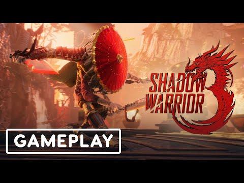 Shadow Warrior 3 montre 17 minutes de gameplay de Shadow Warrior 3