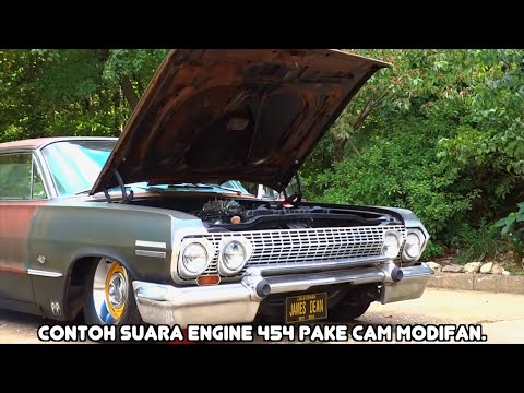 Mesin V8 454 Bekas Kapal, Buat Chevrolet Impala Gue?