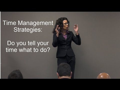 Time Management Strategies: How to Get It All Done