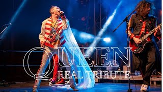 QUEEN Real Tribute - I Want It All - Live in Studio 6 Radio Beograd