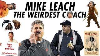 Mike Leach Is Wild