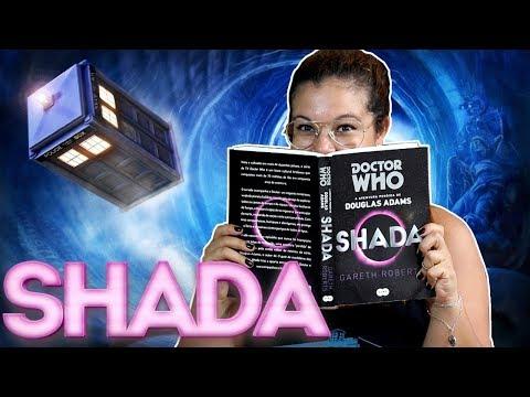 SHADA - Gareth Roberts e Douglas Adams | DOCTOR WHO | RESENHA