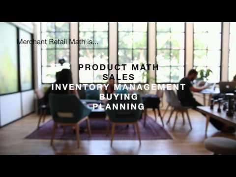 Retail Math™ online
