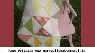 Easy Quilting For Beginners Bow Tie Quilt Pattern