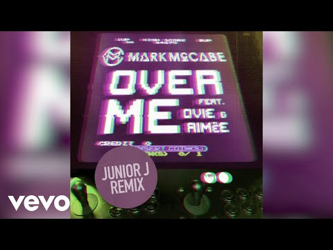 Mark Mccabe Over Me Junior J Remix Audio Ft Ovie Aim��e